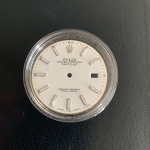 Rolex Datejust white Dial 36mm